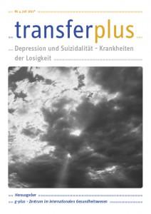 transferplus 4 - Depression und Suizidalität – Krankheiten der Losigkeit