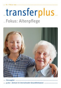 transferplus 7 - Fokus: Altenpflege
